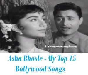Asha Bhosle top songs