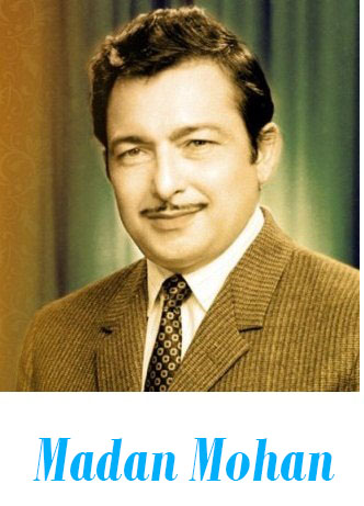 Madan Mohan melodies