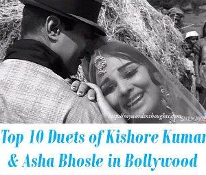Kishore Kumar &  Asha Bhosle songs