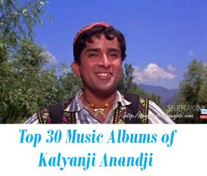 Kalyanji Anandji Top songs