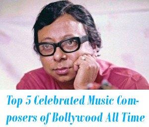 popular music directors bollywood