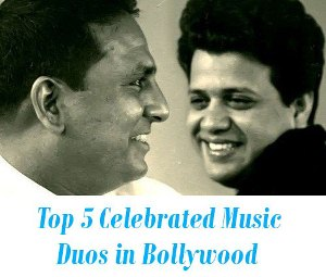 Top 5 Celebrated Music Duos in Bollywood