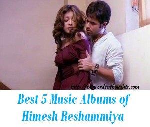 Himesh Reshammiya top albums