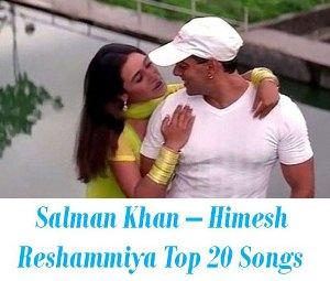 Salman Khan – Himesh Reshammiya