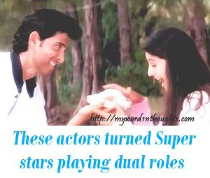 Bollywood actors turned Superstars
