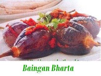 Baingan Bharta