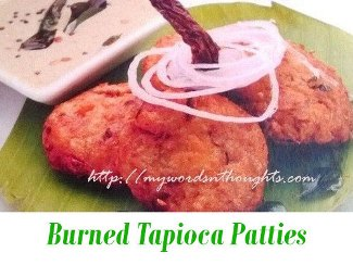 Tapioca Patties