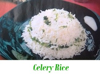 Celery Rice