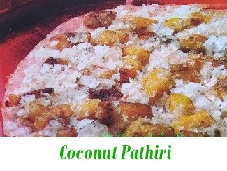 Coconut Banana Pathiri