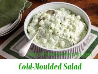 Cold Moulded Salad
