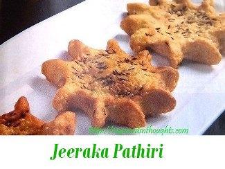 Cumin Pathiri