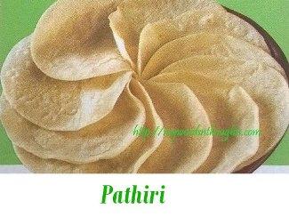 Pathiri Recipes