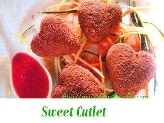 Sweet Cutlet