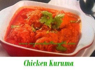 chicken kuruma