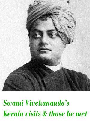 Swami-Vivekananda's-Kerala-visits