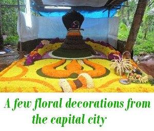 floral decorations from thiruvananthapuram