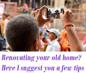 renovating old home ideas