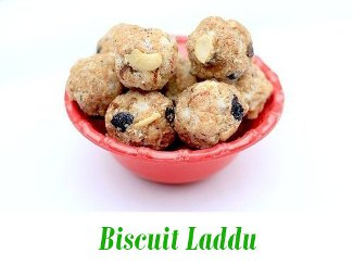 Biscuit Laddu