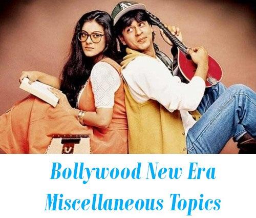 Bollywood New Era