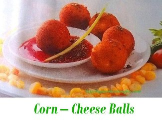 Corn – Cheese Balls