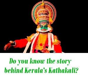 story behind Kathakali