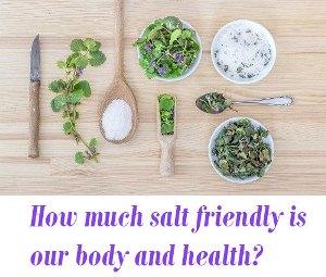 salt friendly