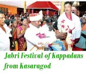 Jabri Festival of Kappadans