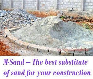 M-Sand