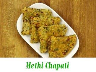 Methi Chapati