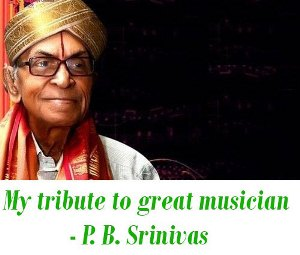 P. B. Srinivas