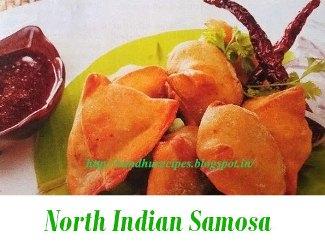 North Indian Samosa