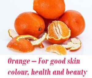 Orange and beauty