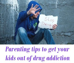 drug addiction in kids
