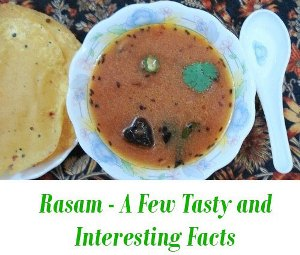 rasam stories and facts