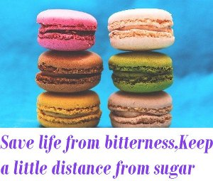 distance from sugar