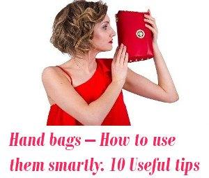 Smart hand bags