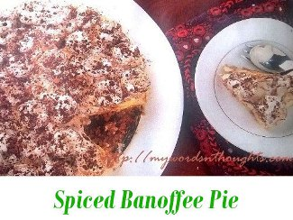 Spiced Banoffee Pie