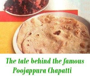 Poojappura Chapatti