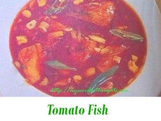 Tomato Fish