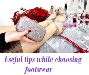 how to choose sandals