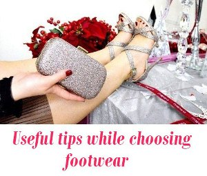 choosing-footwear tips