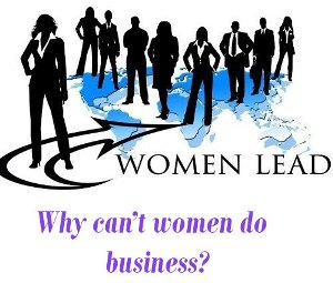 women at business