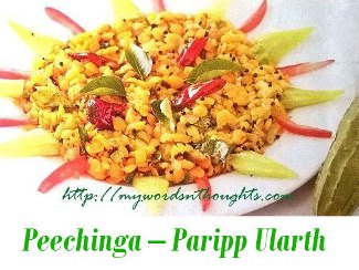 peechinga paripp ularth