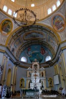 Altar of San Sebastian Cathedral