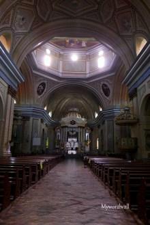 Nave - Basilica of Saint Martin of Tours