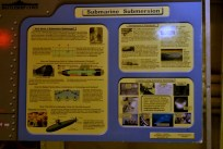 The science of operating a submarine in a nutshell...err, poster board. :-)