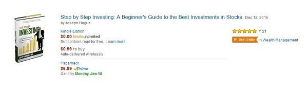 how to publish best selling book