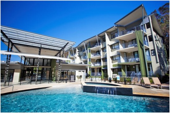 Wyndham Vacation Resorts Asia Pacific Coffs Harbour –Treetops
