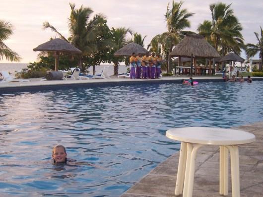"Our Favourite ""World Mark"" Destination (Resort Pool)- Denaru Island"