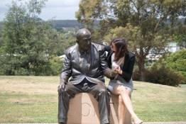 Meeting Sir Henry Bolt - Ballarat Victoria